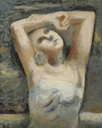 oil on canvas | 1946 | 60 x 45 cm | Foto © Andraschek-Holzer