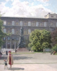 (Vienna 1877 – 1965 St. Gallen)<br />